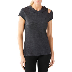 Smartwool Everyday Exploration Camisa con capucha Mujer, charcoal
